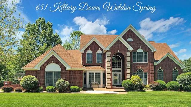 651 Killary Down, Weldon Spring, MO 63304 (#20017623) :: The Becky O'Neill Power Home Selling Team
