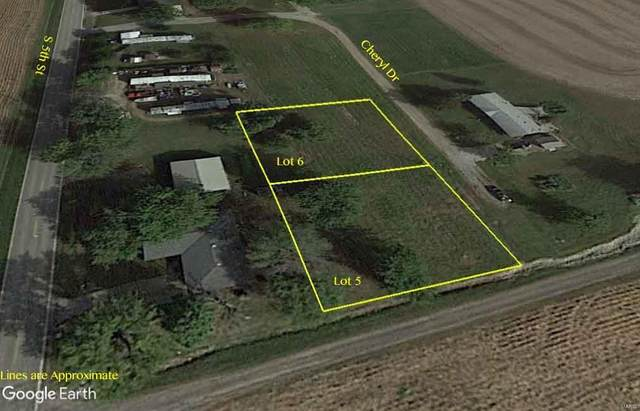 0 Cheryl Drive Lot#6, BALDWIN, IL 62217 (#20040504) :: The Becky O'Neill Power Home Selling Team