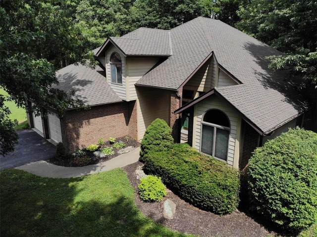 4 Wrenwood Court, Collinsville, IL 62234 (#20054961) :: PalmerHouse Properties LLC