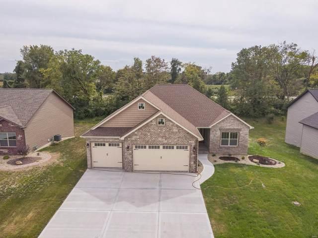 204 Smola Woods, Glen Carbon, IL 62034 (#20058499) :: Walker Real Estate Team