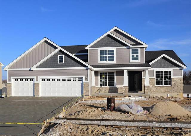 305 Wilmer Valley (Lot 141 Uc) Drive, Wentzville, MO 63385 (#20064290) :: Parson Realty Group