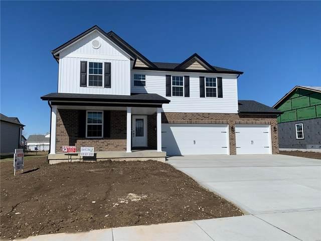 3501 Chippewa Drive, Shiloh, IL 62221 (#20073207) :: Matt Smith Real Estate Group