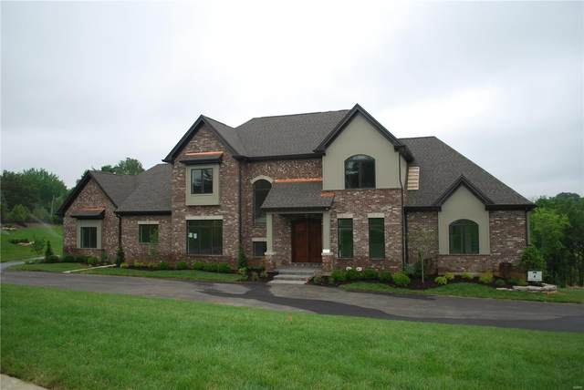 13714 Belcrest Court, Town and Country, MO 63131 (#20082862) :: Clarity Street Realty