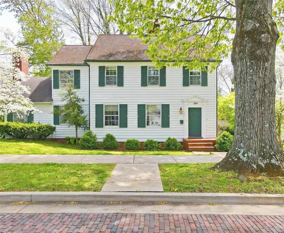 224 Mississippi Avenue, Crystal City, MO 63019 (#21008208) :: Clarity Street Realty