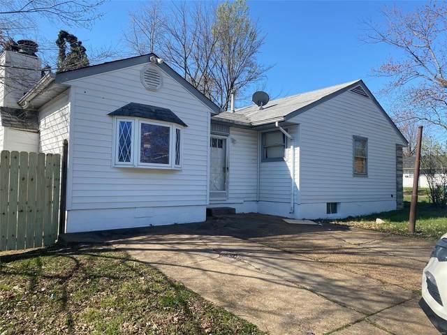 10336 Renfrew, St Louis, MO 63137 (#21022440) :: Clarity Street Realty