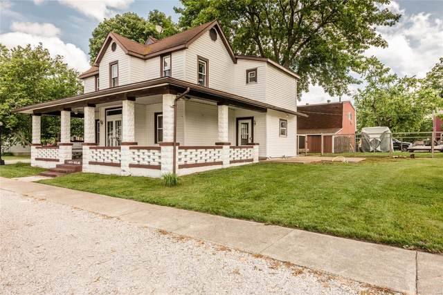 1 S Richland Street, Freeburg, IL 62243 (#21034364) :: Parson Realty Group