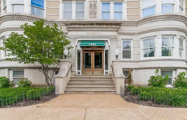 20 N Kingshighway Boulevard 1AS, St Louis, MO 63108 (#21054894) :: Matt Smith Real Estate Group