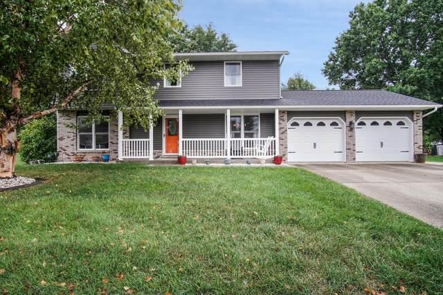 981 Weathervane Lane, Troy, IL 62294 (#21066829) :: Parson Realty Group