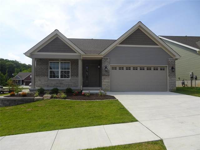 3116 Tuscan Valley Estates Court, Arnold, MO 63010 (#17002671) :: Kelly Hager Group | TdD Premier Real Estate