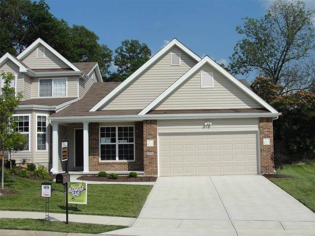 2114 Long Glen Lane 9B, Arnold, MO 63010 (#17054199) :: Clarity Street Realty