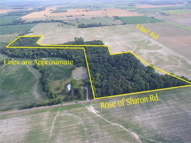0 Rose Of Sharon, COULTERVILLE, IL 62237 (#18015425) :: Holden Realty Group - RE/MAX Preferred