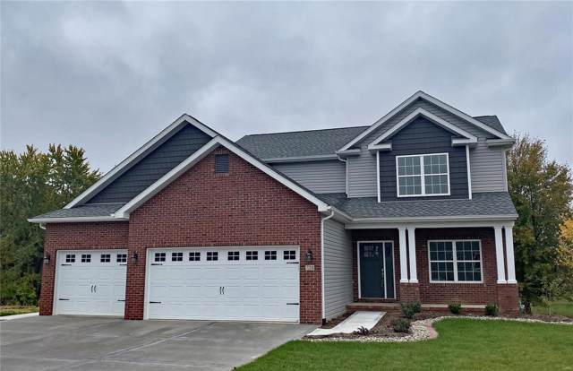 728 Seagate Drive, O'Fallon, IL 62269 (#18045454) :: Kelly Hager Group | TdD Premier Real Estate