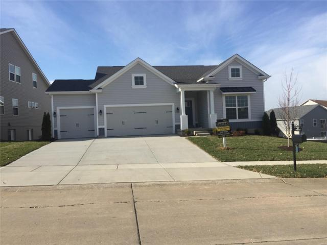 4007 Riverdell Drive, Wentzville, MO 63385 (#18056593) :: The Kathy Helbig Group