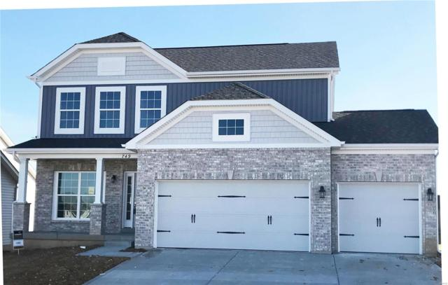 749 Derby Way Drive, Wentzville, MO 63385 (#18076309) :: The Kathy Helbig Group