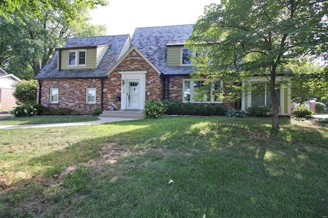 70 Country Club Place, Belleville, IL 62223 (#19005433) :: Fusion Realty, LLC