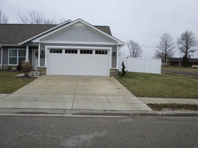 5 Willow Lane A, Highland, IL 62249 (#20006006) :: Clarity Street Realty