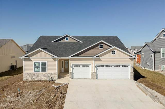 7121 Augusta Drive, Glen Carbon, IL 62034 (#20011750) :: Clarity Street Realty