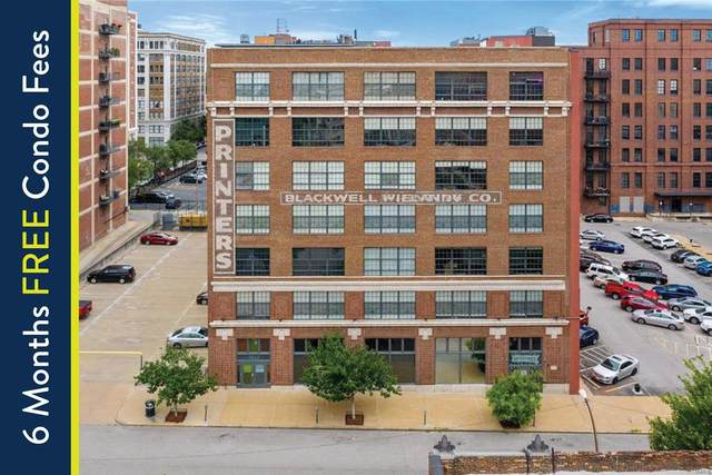 1611 Locust Street #301, St Louis, MO 63103 (#20055521) :: Parson Realty Group