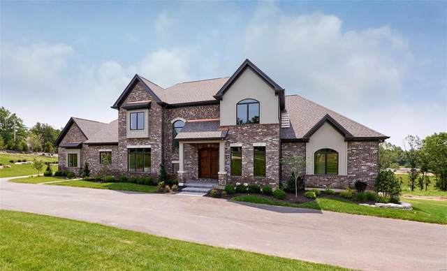 13714 Belcrest Court, Town and Country, MO 63131 (#20082862) :: Parson Realty Group