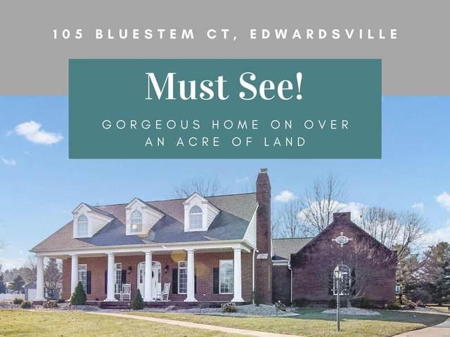 105 Bluestem Court, Edwardsville, IL 62025 (#20089849) :: Clarity Street Realty