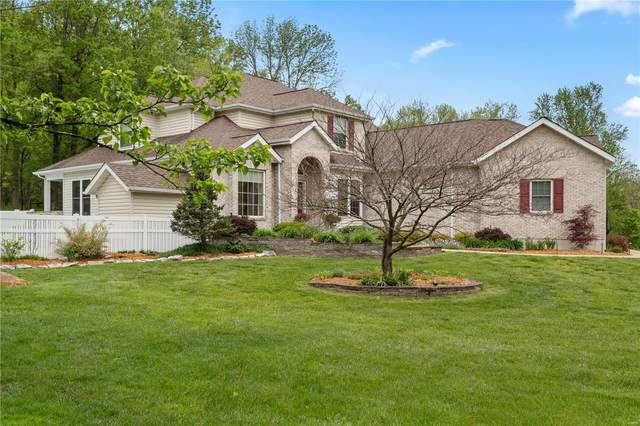 19123 Babler Forest Road, Wildwood, MO 63005 (#21028367) :: Parson Realty Group