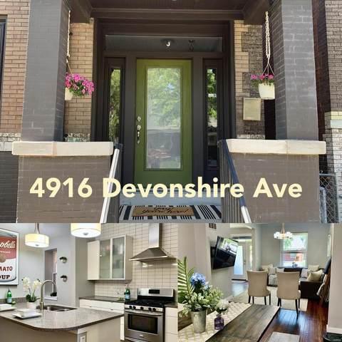 4916 Devonshire Avenue, St Louis, MO 63109 (#21042757) :: Parson Realty Group