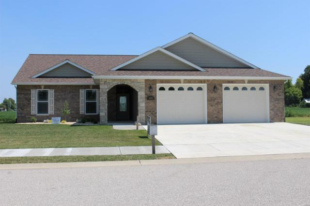 2732 Pine View Drive, Highland, IL 62249 (#17042523) :: The Kathy Helbig Group
