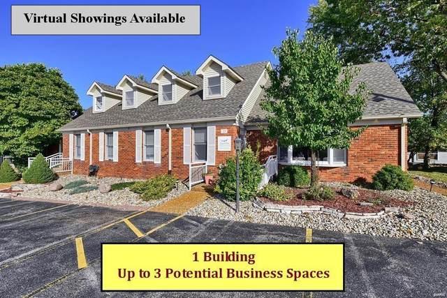 23 Glen Ed Professional Park, Glen Carbon, IL 62034 (#19018789) :: Fusion Realty, LLC