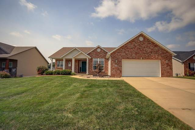 341 Quail Lake Drive, Troy, IL 62294 (#19068036) :: St. Louis Finest Homes Realty Group