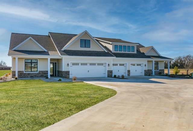 2033 Serenade, Troy, IL 62294 (#20001238) :: Fusion Realty, LLC