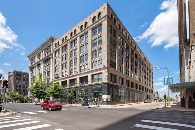 901 Washington Avenue #601, St Louis, MO 63101 (#20033476) :: Walker Real Estate Team