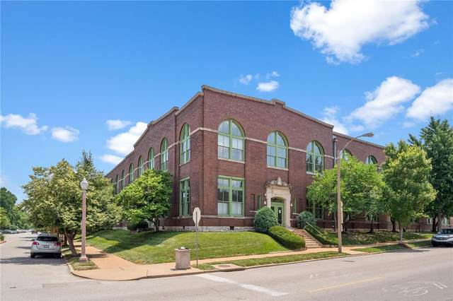 4242 Laclede Avenue #114, St Louis, MO 63108 (#20040219) :: Walker Real Estate Team