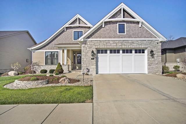 3431 Alder Ridge Lane, Edwardsville, IL 62025 (MLS #21019722) :: Century 21 Prestige