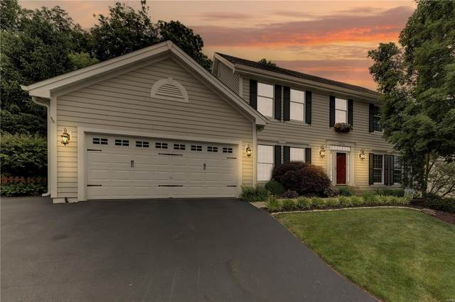 1714 Baxter Forest Valley Court, Chesterfield, MO 63005 (#21037564) :: Peter Lu Team