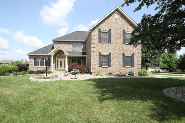 5301 Fox Circle Drive, Edwardsville, IL 62025 (#17006442) :: Fusion Realty, LLC