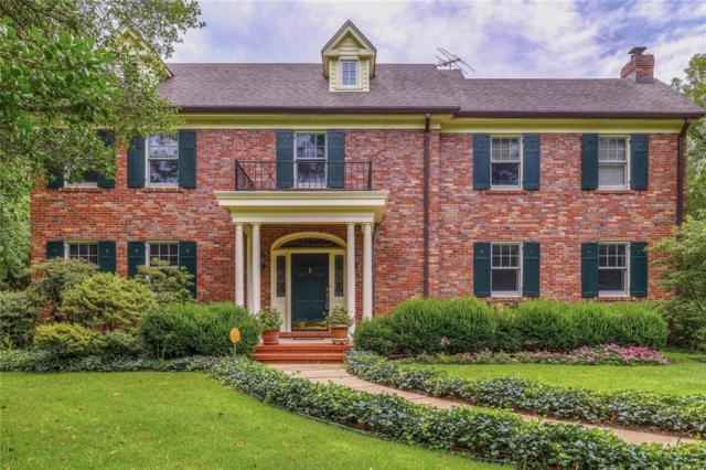 10024 Conway Road, Ladue, MO 63124 (#18021122) :: Clarity Street Realty
