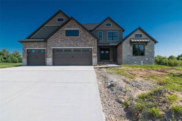 8433 Stone Ledge Dr., Edwardsville, IL 62025 (#19025502) :: The Becky O'Neill Power Home Selling Team