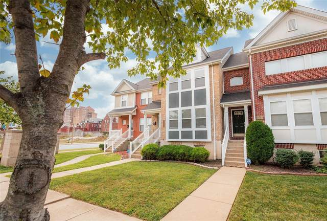 3902 Olive Street, St Louis, MO 63108 (#20022937) :: Kelly Hager Group | TdD Premier Real Estate