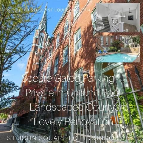 1621 S 11th Street B, St Louis, MO 63104 (#20066708) :: Matt Smith Real Estate Group