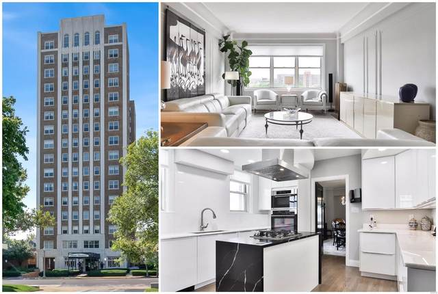 4440 Lindell Boulevard #1103, St Louis, MO 63108 (#21066264) :: Clarity Street Realty