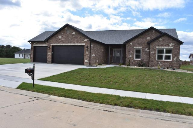 351 Canadian Drive, STAUNTON, IL 62088 (#17092087) :: Matt Smith Real Estate Group