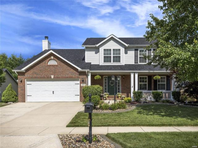 3498 Vicksburg Drive, Edwardsville, IL 62025 (#18052184) :: Clarity Street Realty