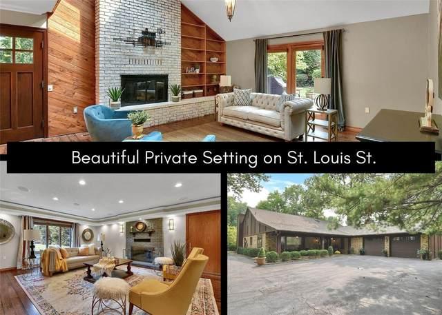 1000 Saint Louis Street, Edwardsville, IL 62025 (#20063268) :: Matt Smith Real Estate Group