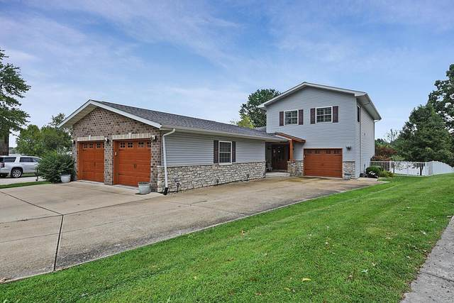 5 Cedar Court, Edwardsville, IL 62025 (#21057391) :: Realty Executives, Fort Leonard Wood LLC