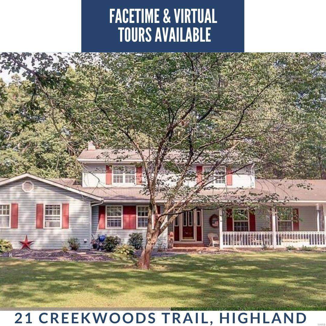 21 Creekwoods Trail - Photo 1
