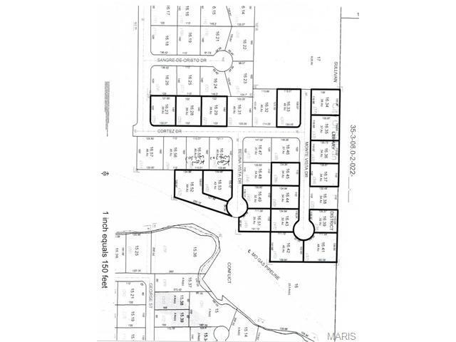 33 Monte Vista Dr., Sullivan, MO 63080 (#14051297) :: Clarity Street Realty