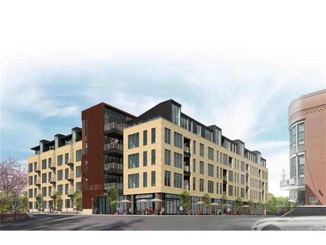 4101 Laclede Avenue #403, St Louis, MO 63108 (#16085556) :: Carrington Real Estate Services