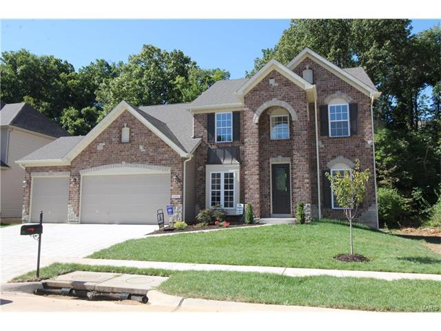 0 Laurel Oaks Manor--Liberty, Manchester, MO 63021 (#17002581) :: The Kathy Helbig Group