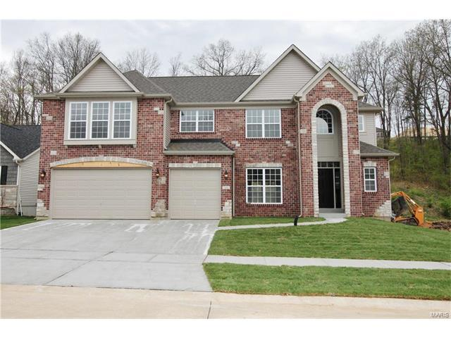 0 Laurel Oaks Manor--Newport, Manchester, MO 63021 (#17002583) :: The Kathy Helbig Group