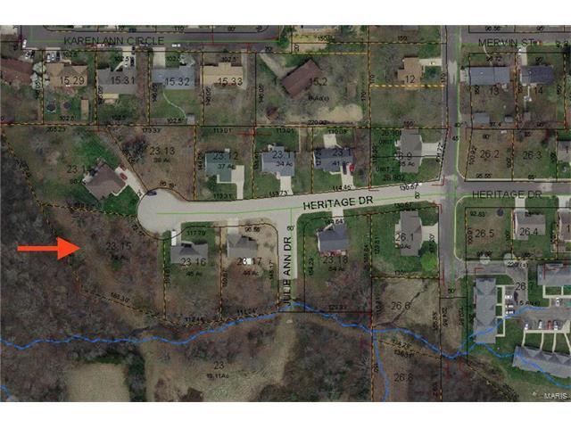 0 Heritage Drive, Sullivan, MO 63080 (#17004133) :: Sue Martin Team